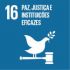 Essa é uma ação da Ufes relacionada ao Objetivo do Desenvolvimento Sustentável 16 da Organização das Nações Unidas. Clique e veja outras ações.